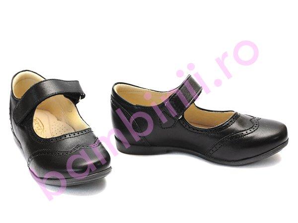 Pantofi fete hokide 420 negru