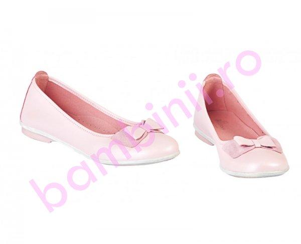 Balerini fete Pj Shoes Lara roz