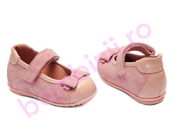 Balerini pentru fete Pj Shoes picco roz new