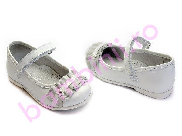 Pantofi hokide copii 277 alb