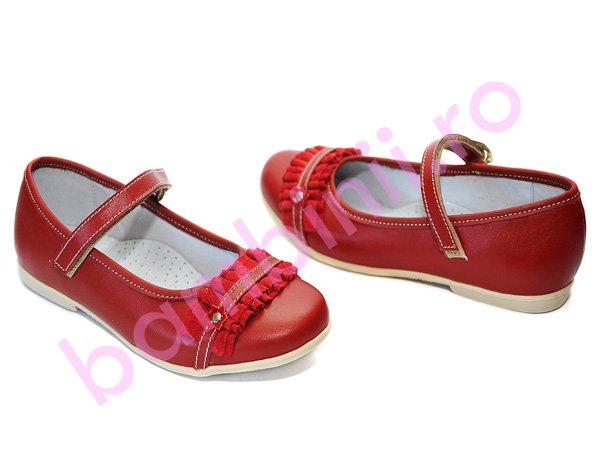 Pantofi hokide copii 277 rosu