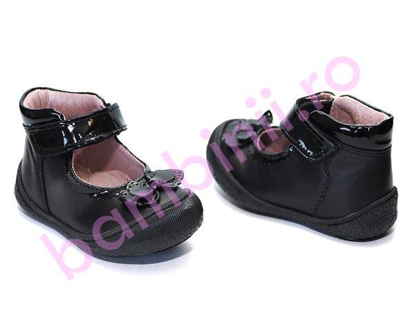 Pantofi copii Pj Shoes Paris negru
