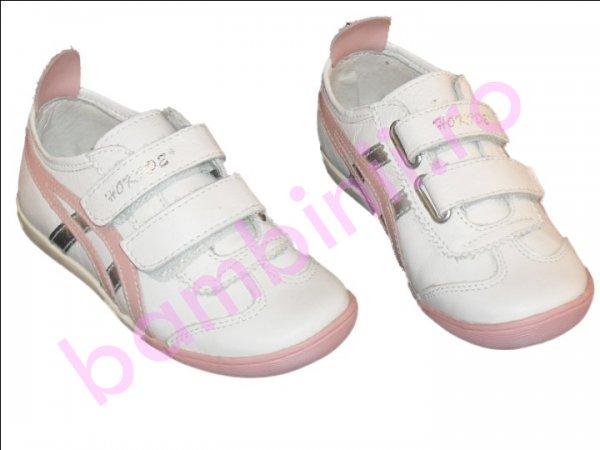 Pantofi copii hokide 226 alb