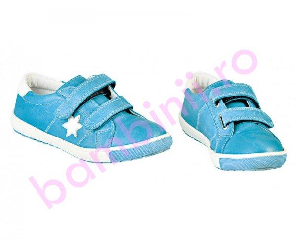 Pantofi copii sport Pj Shoes Skate verde