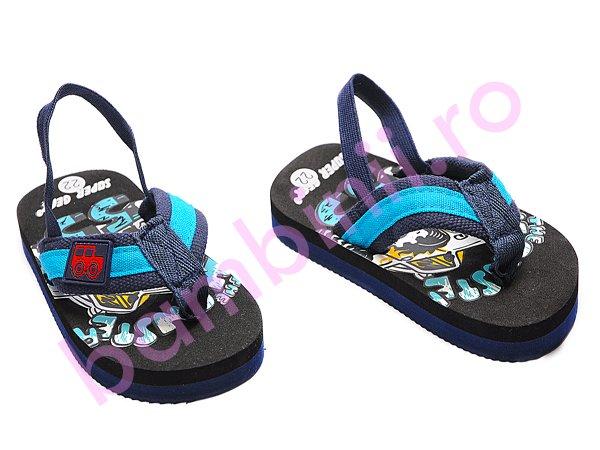 Papuci baieti 8832 albastru