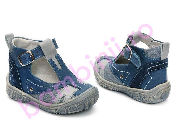 Sandalute copii hokide 306 blu