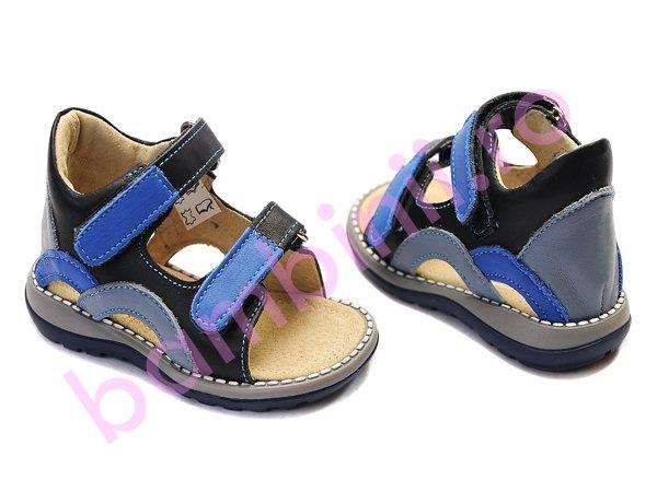 Sandale baieti 1001 blu