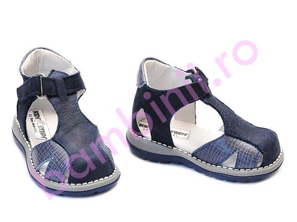 Sandale baieti 723 blu new