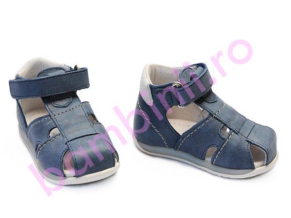 Sandale copii piele Marte jeans