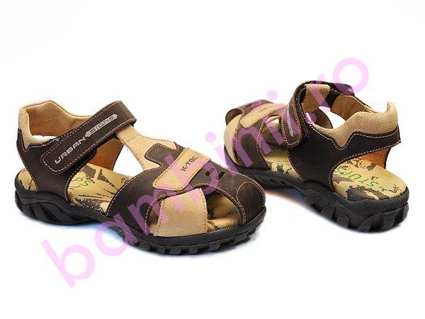 Sandale copii 1345 maro