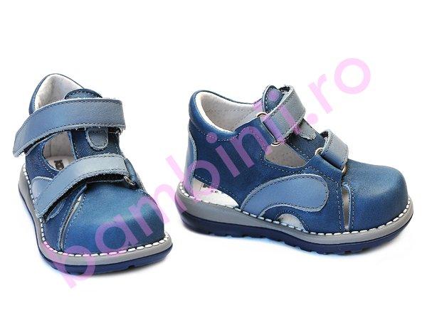 Sandale copii 1305 albastru