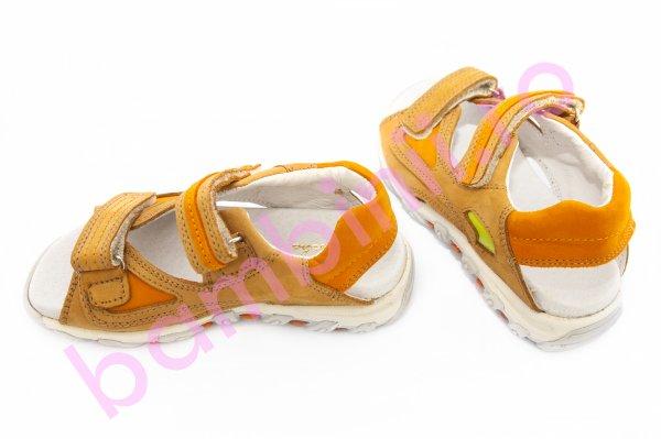 Sandale copii 178 portocaliu 26-36