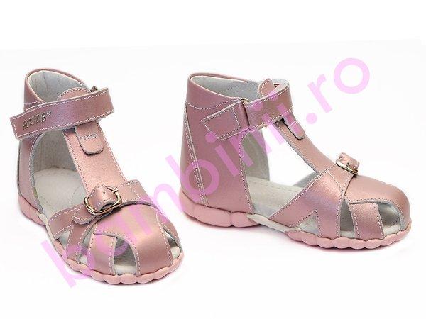 Sandale fete hokide 231 roz sidef