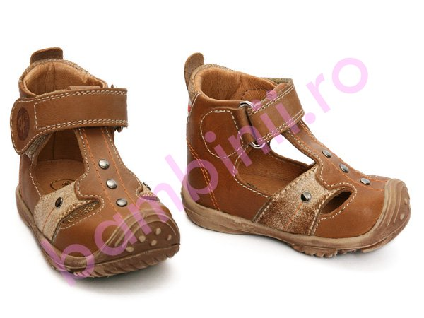 Sandale hokide copii 273 maro