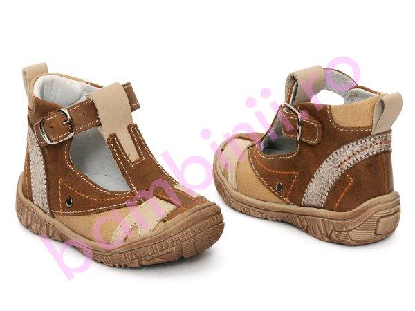 Sandalute copii hokide 306 maro
