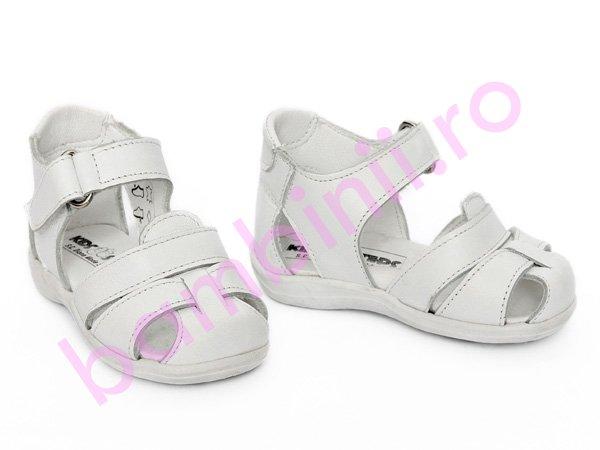 Sandale copii 316 alb