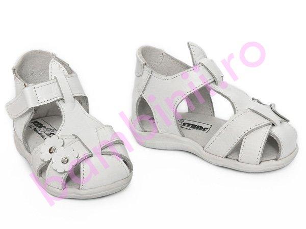 Sandale copii 346 alb