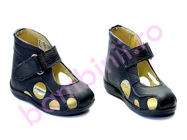 Sandale copii 550 blu arici