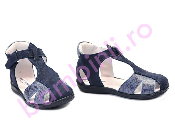 Sandale baieti 723 blu