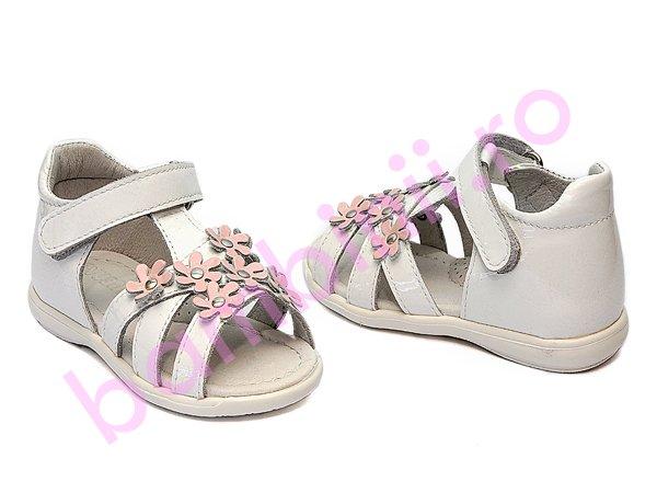Sandale copii Avus 107 alb
