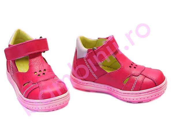 Sandale copii celeste fuxia
