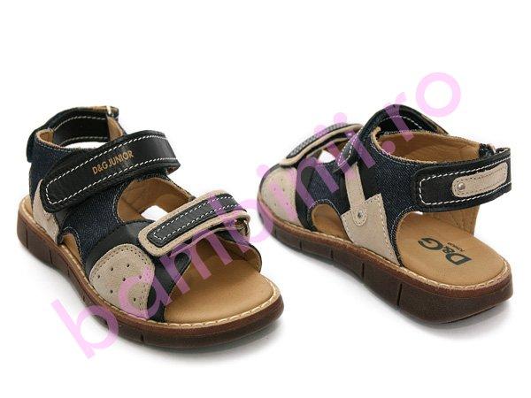 Sandale piele D&G junior