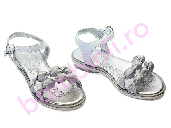 Sandale copii Fiorucci alb