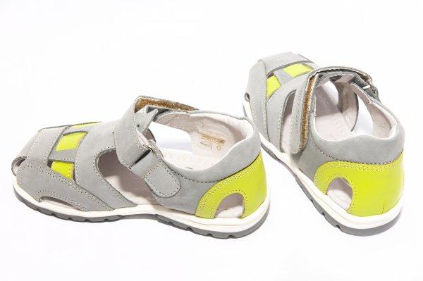 Sandale copii hokide 109 gri 26-30