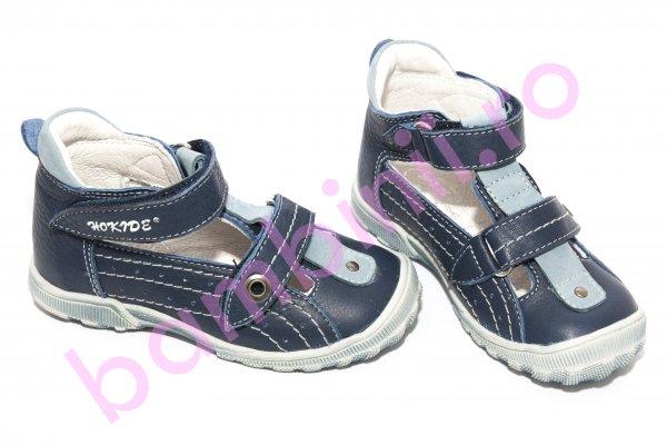 Sandale copii hokide 222 blu