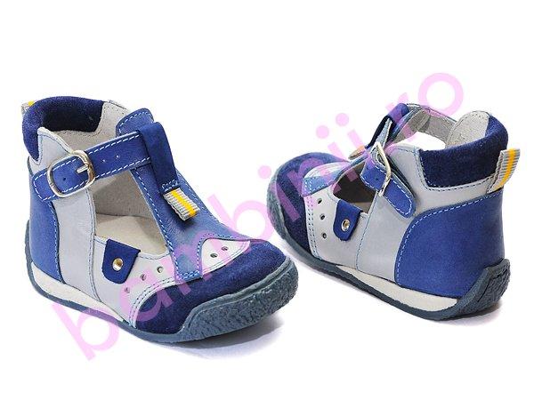 Sandalute copii hokide 305 blu