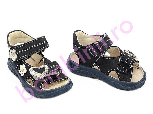 Sandale copii melania 52 blu