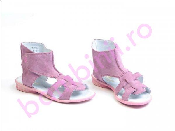 Sandale copii Sara mov