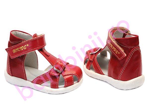 Sandale fete hokide 231 rosu 18-24