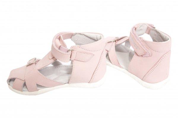 Sandale de vara copii hokide 231 roz pal