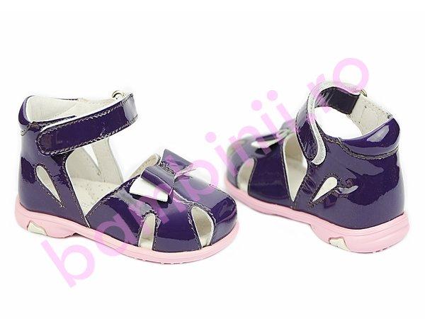 Sandale fete TSM mov lac