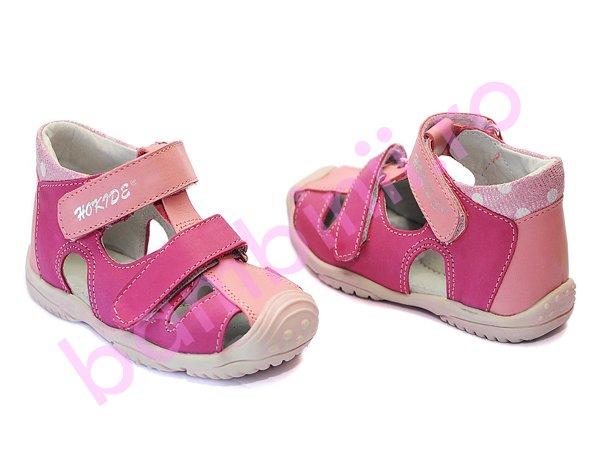Sandale hokide copii 186 roz