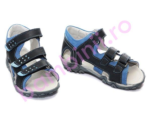 Sandale copii hokide 236 blu