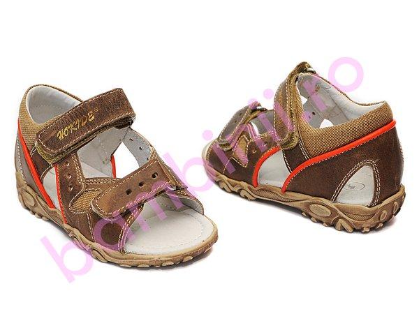 Sandale copii hokide 275 maro