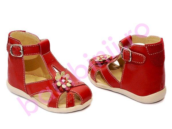 Sandale copii hokide 308 rosu