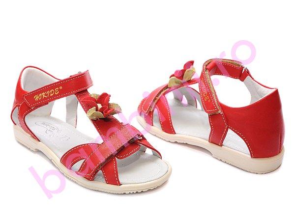 Sandale copii hokide 309 rosu