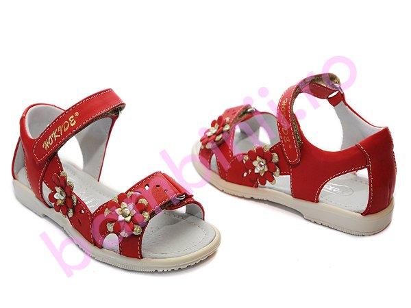 Sandale copii hokide 312 rosu
