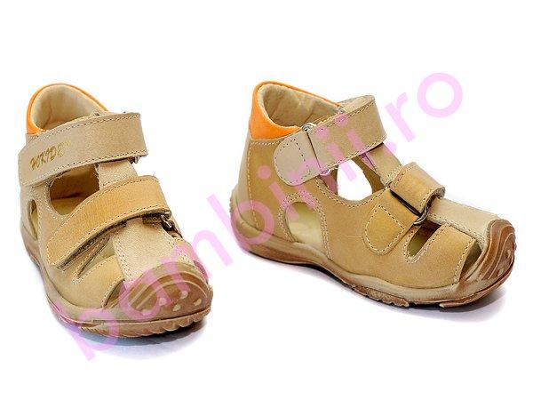 Sandale hokide copii 186 bej