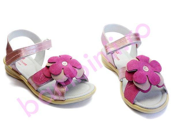 Sandale copii Pj Shoes Luisa roz