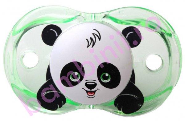 Suzeta copii keep it clean panda 0-3ani