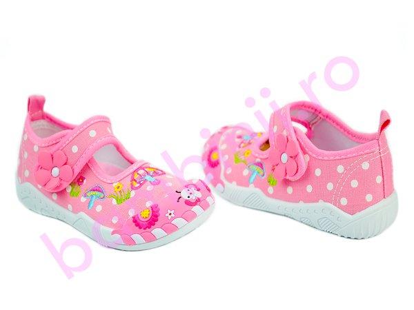 Tenisi fete roz 9242