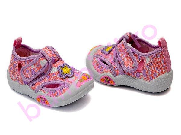Tenisi copii 11 roz-lila