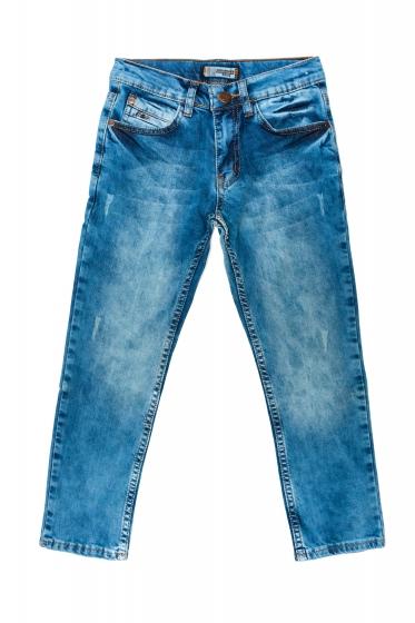 Blugi baieti E&H 20118 albastru 98-152cm