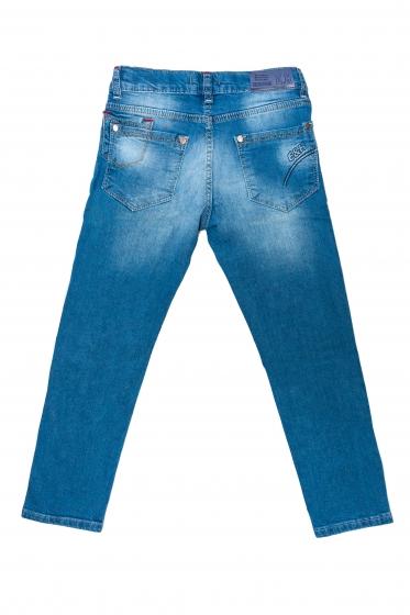Blugi baieti E&H 20123 albastru 98-152cm