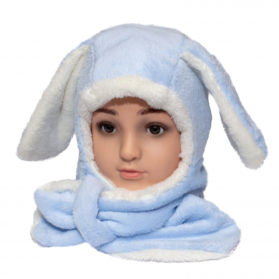 Cagula copii de iarna G11 blue 1-4ani