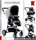 Carucior copii Kiddo Cruze Deluxe 3 in 1